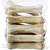 "Saway Expoet Quality Digestible Calcium Treat White Press Bone (6"" Inch 1kg)"