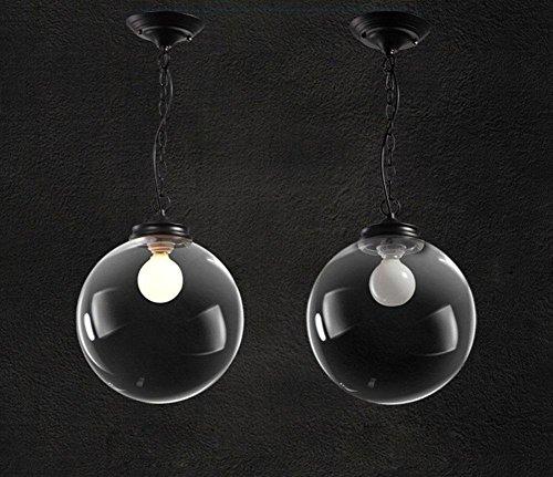 25 Licht-kerzen-kronleuchter (GBT Runde Glaslampe Kreatives Wohnzimmer Restaurant Kronleuchter , Diameter 25Cm (Led-Leuchten, Warmes Licht, Weißes Licht, Kronleuchter, Innenbeleuchtung, Außenleuchten, Wandleuchten),diameter 25cm)