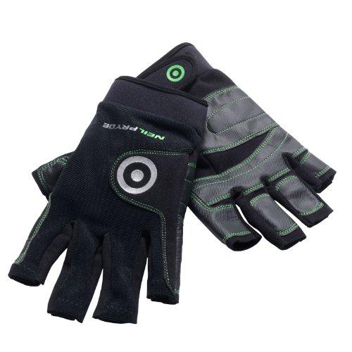 Segelhandschuhe 5 Finger geschnitten Größe XS Handschuhe Leder Super Soft