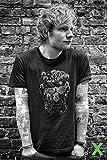 Ed Sheeran Totenkopf Poster. Offiziell lizenziert