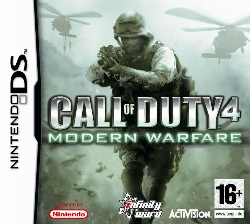 Call of Duty: Modern Warfare - Mobilized (Nintendo DS) [Import UK] (Cod Für Ds)