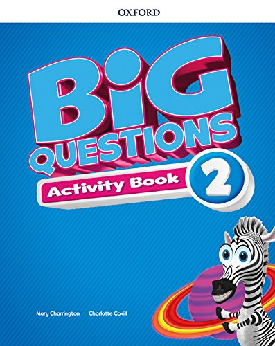 Big Questions 2. Activity Book - 9780194101684