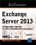 Exchange Server 2013 - Configuration...