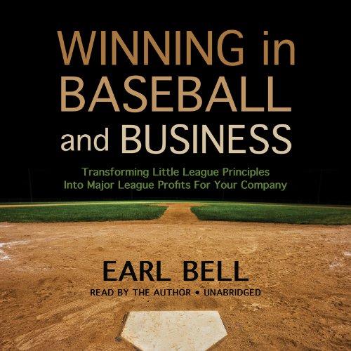 Winning in Baseball and Business  Audiolibri