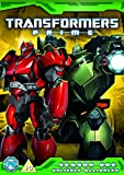 Transformers Prime - Season 1 Part 4 (Unlikely Alliances) [DVD] [2013]