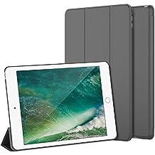JETech iPad Air 2 Funda Carcasa Case con Stand Función y Auto-Sueño/Estela para Apple iPad Air 2 (Gris
