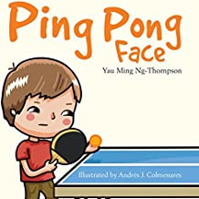 Ping Pong Face (English Edition)