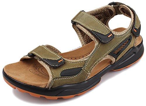 FangstoSports Sandals - Strap alla caviglia Ragazzi uomo , Sports Sandals, Verde