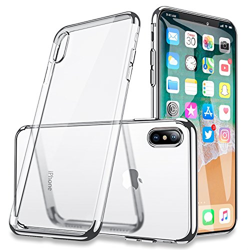 custodia iphone x trasparente