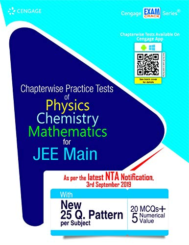 Chapterwise Practice Tests of PCM for JEE Main