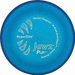 Hyperflite Perros Disco volador Jawz Resistente a las mordidas para el Perro Pequeño AZUL