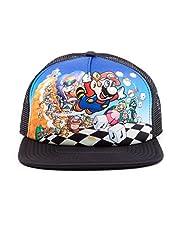 Bioworld - Cappellino Nintendo Super Mario Bros 3 [Edizione: Germania]