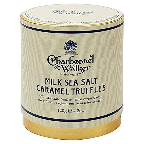 Charbonnel & Walker Sea Salt Caramel Trüffeln 120g