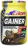 ProAction Protein Gainer (Ciocco Biscotto) - Barattolo da 1 kg