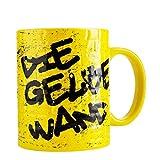 BVB Borussia Dortmund gelbe Wand Tasse 17/18 (gelb/schwarz)