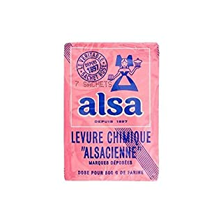 Alsa Baking Powder (7x11g)