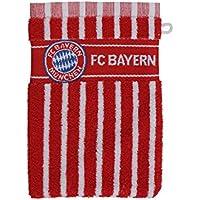 FC Bayern Gant de toilette en éponge