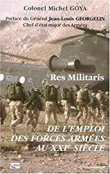 Res Militaris - De l'emploi des forces armées au XXIe siècle