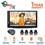 myTVS TAV-40 HD Touch Screen Car Stereo Media Player with Bluetooth/USB/MP5/MP3 & Mirror