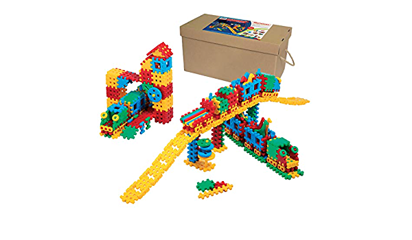 433 Pieces Packed in A Carton Multi-Colour Marioinex 900949 Railway Station