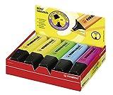Textmarker - STABILO BOSS ORIGINAL - 10er Pack - 4x