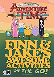 Finn and Jake's Awesome Activities on the Go