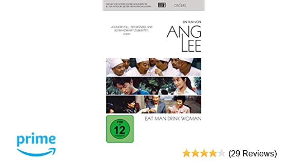 Gut Eat Drink Man Woman: Amazon.de: Lung Sihung, Yang Kuei Mei, Wu Chien Lien,  Wang Yu Wen, Winston Chao, Gua Ah Leh, Sylvia Chang, Chen Chao Jung, ...