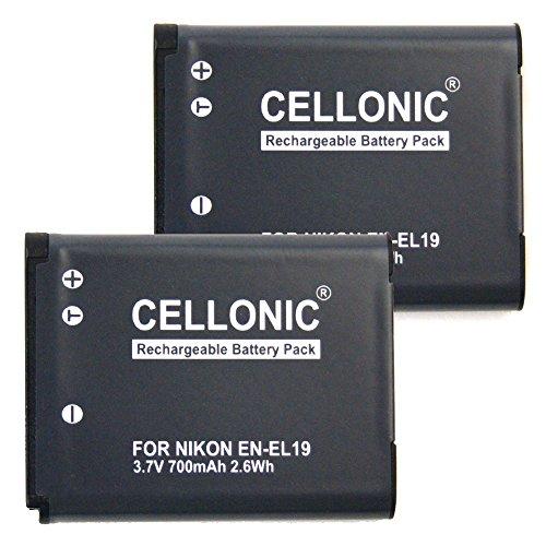 2x-cellonicr-qualitats-akku-fur-nikon-coolpix-s32-coolpix-s3500-coolpix-s6500-s3600-700mah-en-el19-e