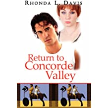 Return to Concorde Valley