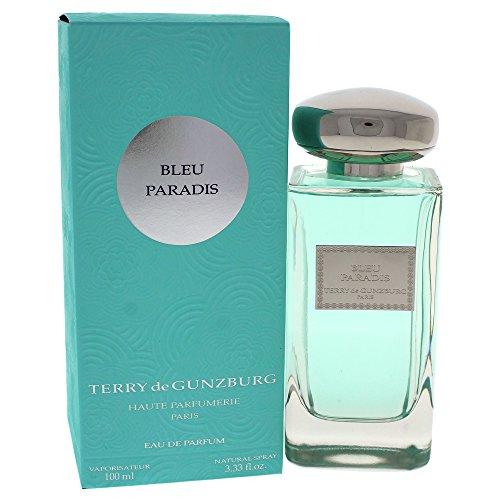 Terry de GUNZ Château TDG Bleu Paradis Eau de Parfum en vaporisateur 100 ml
