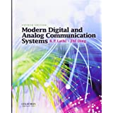 Modern Digital and Analog Communication Systems (Oxford Series in Electrical and Computer Engineering (Hardcover)) by B P Lathi (2009-01-23)