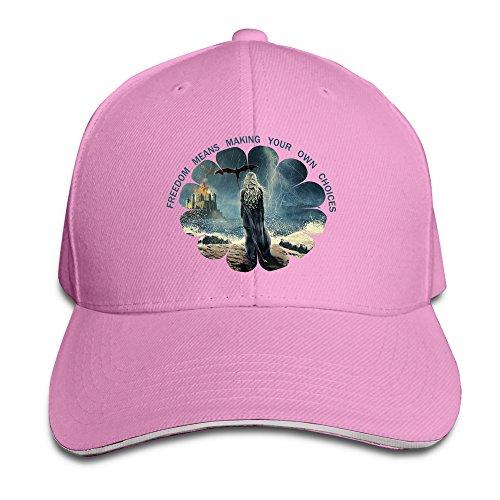 cool-madre-gragon-xj-cappello-snapback-cappello-con-visiera-per-sandwich-colore-bianco-rosa-taglia-u
