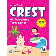 ActiveTeach Crest: Integrated Book for CBSE/State Board Class - UKG, Term 1 (Combo)