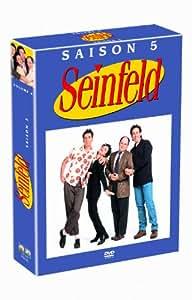 Seinfeld : Saison 5 - Coffret Digipack 4 DVD