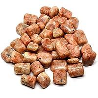 Heilung Kristalle Indien 1/0,9kg natur Sonnenstein Tumble mit gratis eBook über Crystal Healing (Sonnenstein) preisvergleich bei billige-tabletten.eu