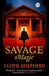 Savage Magic (Charles Horton 3)