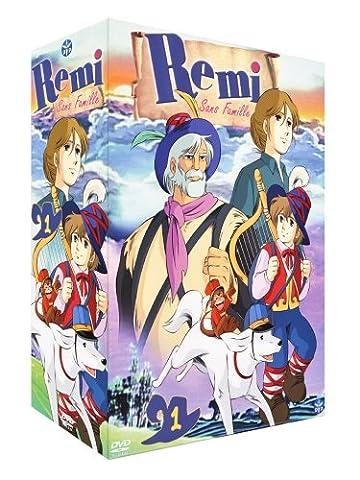 Rémi Sans Famille - Partie 1 - Coffret 4 DVD