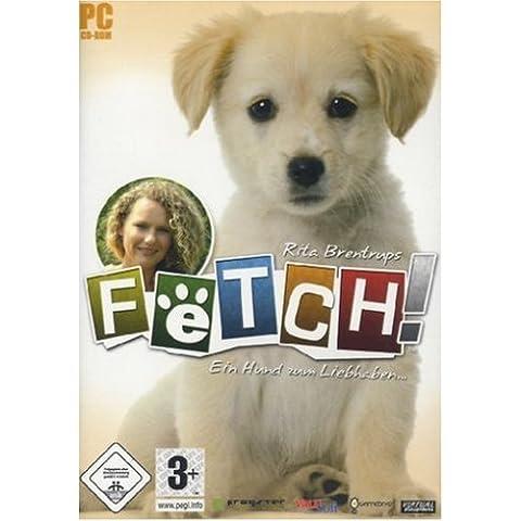 Rita Brentrups Fetch! Ein Hund zum Liebhaben [Edizione : Germania]