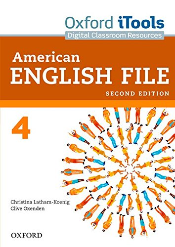American English File 2nd Edition 4. iTools (American English File Second Edition)