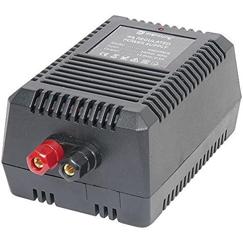 Mercury 650.656UK Switch Mode 5A 13.8V Bench Top Power Supply, [Importado de UK]