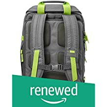 (Renewed) HP Odyssey L8J89AA Backpack for 15.6-inch Laptop (Grey)