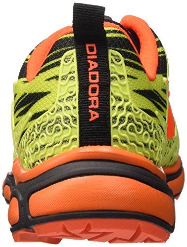 Diadora Unisex-Erwachsene Trail Race Giallo (Giallo Fluo/Nero (C4102)
