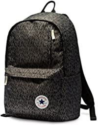 Converse Patterned Hombre Backpack Negro