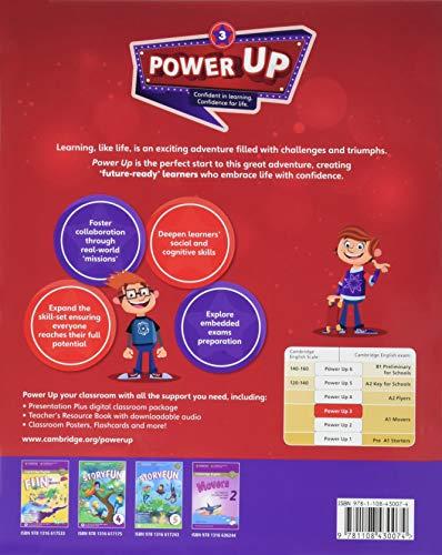 Power up. Level 3. Activity book. With Home booklet. Per la Scuola elementare. Con espansione online
