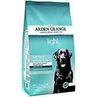 Arden Grange Light Chicken and Rice Adult Dog Food - 12 kg