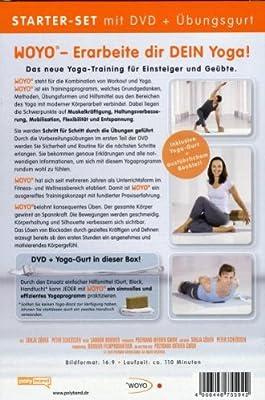 Woyo - Workout Yoga - Starterset (DVD + Yoga-Gurt)