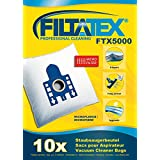 10 x FILTATEX (P) Beutel Miele S3840 / miele s 3840 - miele s 3840 ecoline