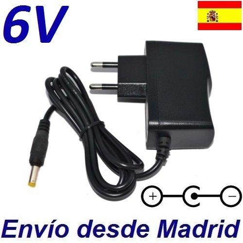 cargador-corriente-6v-reemplazo-vigilabebes-chicco-essential-recambio-replacement