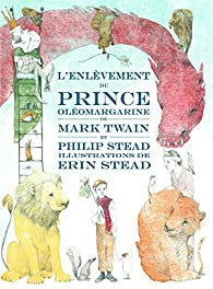 L'enlèvement du Prince Oléomargarine par Mark Twain