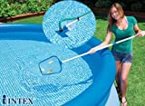 Pool-Reinigungsset 'Venturi' mitTeleskopstange 239cm Skimmer und Kescher